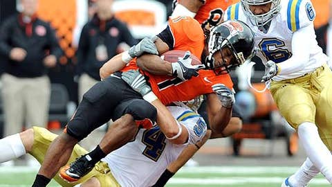 Oregon State over No. 23 California