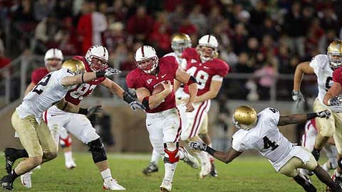 Stanford RB Toby Gerhart