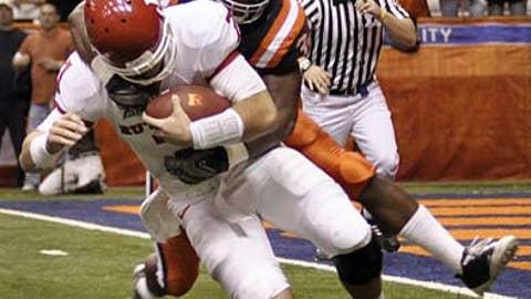 Syracuse's defense