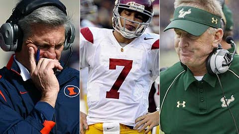 Ten most disappointing teams of 2009