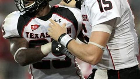 Texas Tech over No. 17 Oklahoma St.