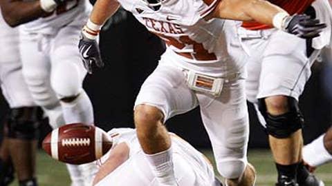 Texas' third-down defense