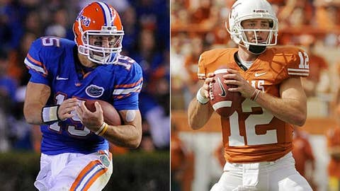 The BCS Championship Game: Texas vs. Florida