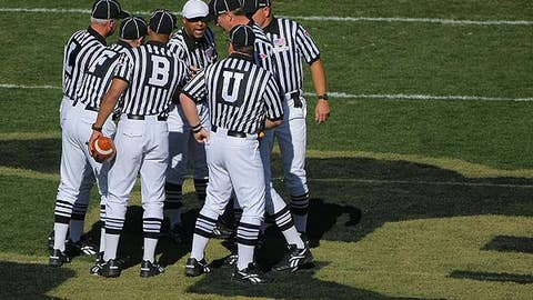 The time for the NCAA to address the officiating has come