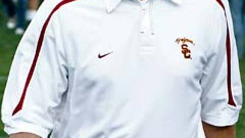 USC coach Pete Carroll
