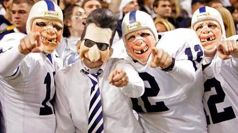 Alabama vs. Penn State, Sept. 11