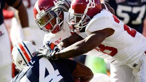 Alabama vs. Auburn, Nov. 26