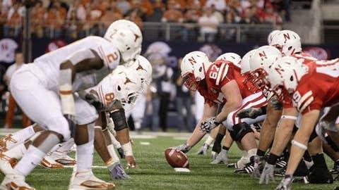 Nebraska vs. Texas, Oct. 16