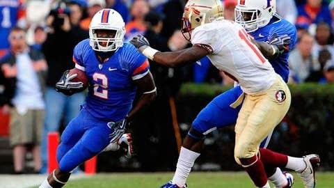 Florida State vs. Florida, Nov. 27