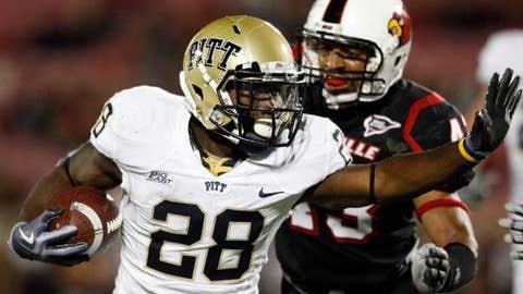 Pitt vs. West Virginia, Nov. 26