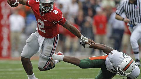 Terrelle Pryor, Ohio State