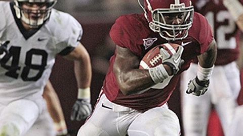 Trent Richardson, Alabama