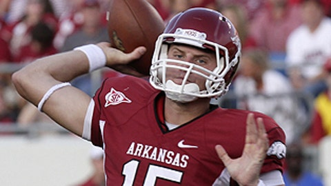 Ryan Mallett, Arkansas