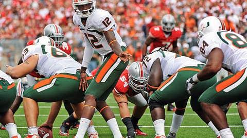 Miami (1-1)