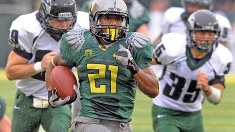 LaMichael James, RB, Oregon