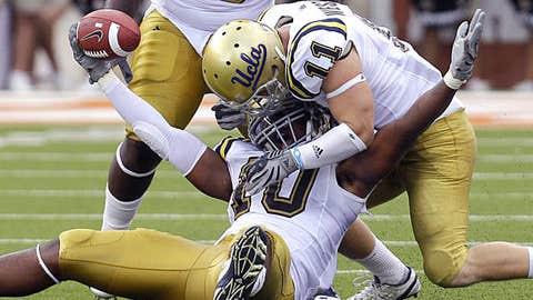 The UCLA defense