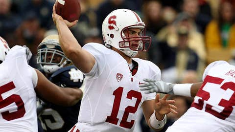 Andrew Luck, QB, Stanford
