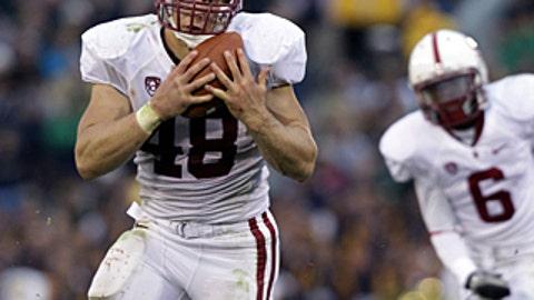 Stanford LB/FB Owen Marecic