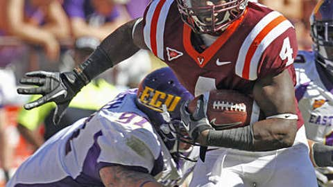 Virginia Tech over No. 23 N.C. State