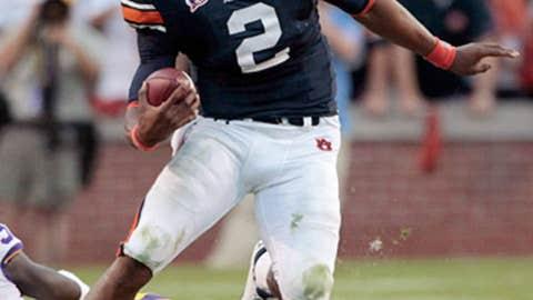 Cam Newton, QB, Auburn (class of 2010)