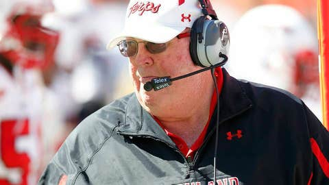 ACC Coach of the Year Friedgen wins bowl, loses job