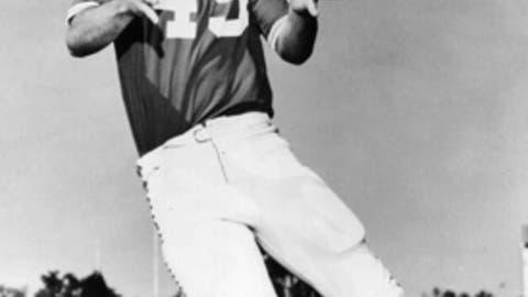 Carlos Alvarez, Florida, WR, 1969-71