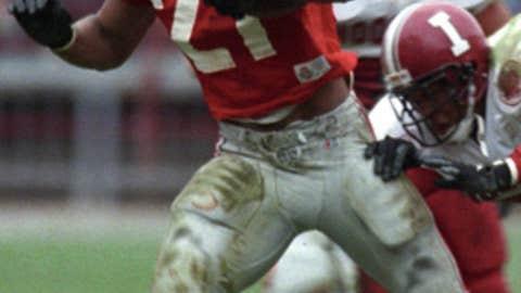 Eddie George, Ohio State, RB, 1992-95