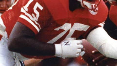 Will Shields, Nebraska, OG, 1989-92