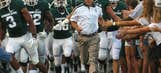 Michigan State's awesome new locker room sign has one glaring mistake