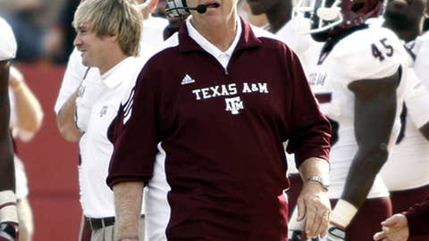Mike Sherman, Texas A&M