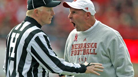 Northwestern at No. 10 Nebraska, Saturday, 3:30 p.m. ET