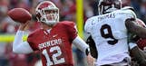College football photos from Week 10