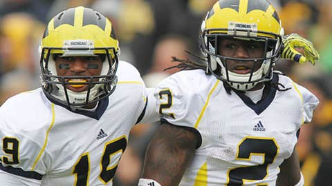 No. 24 Michigan at Illinois, Saturday, 3:30 p.m. ET