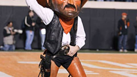 No. 2 Oklahoma State at Texas Tech, Saturday, noon