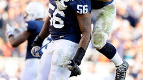 No. 21 Penn State at Ohio State, Saturday, 3:30 p.m. ET
