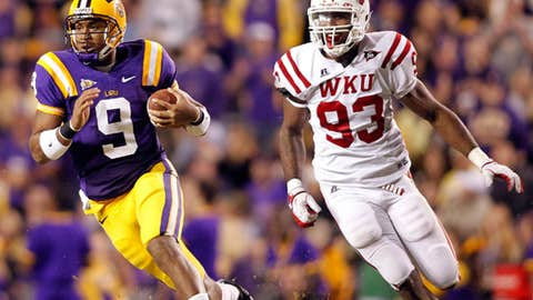 No. 1 LSU at Mississippi, Saturday, 7 p.m. Et