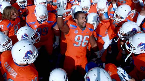 No. 10 Boise State at San Diego State, Saturday, 8 p.m. ET