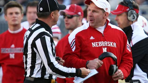 No. 16 Nebraksa at No. 18 Michigan, Saturday, 12 p.m. ET