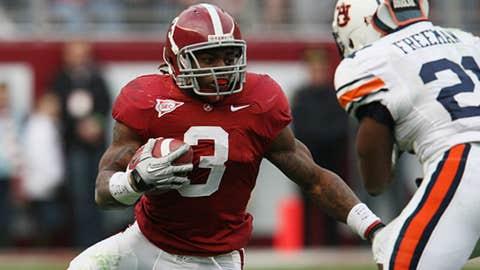 Auburn at Alabama