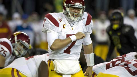 Matt Barkley, junior, QB, USC
