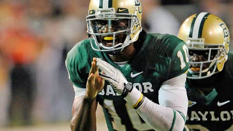 Robert Griffin III, junior, QB, Baylor