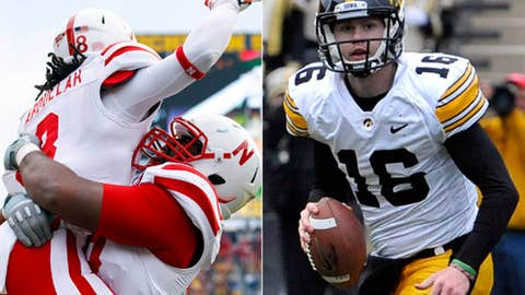 Iowa vs. Nebraska
