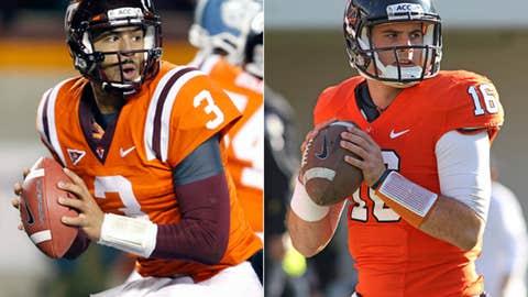 Virginia vs. Virginia Tech