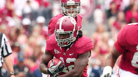 No. 2 Alabama at No. 24 Auburn, Saturday, 3:30 p.m. ET