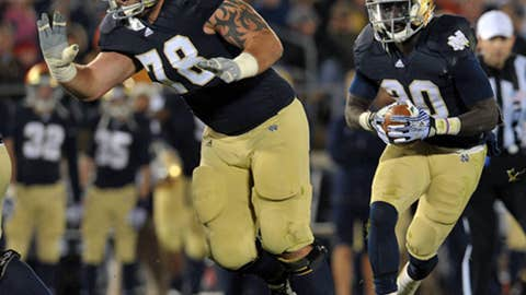 No. 22 Notre Dame at No. 6 Stanford, Saturday, 8 p.m. ET