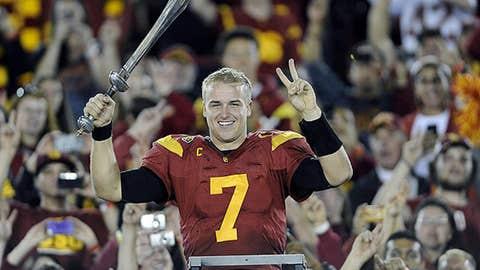 Matt Barkley (QB, USC)
