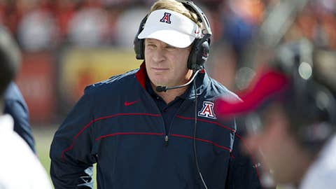 Mike Stoops, Arizona