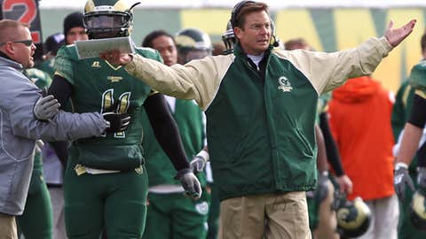 Steve Fairchild, Colorado State