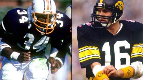 1985: Bo Jackson over Chuck Long