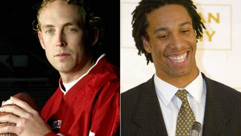 2003: Jason White over Larry Fitzgerald